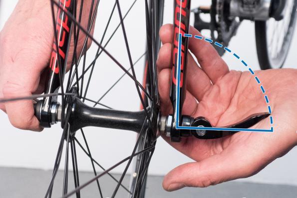 эксцентрик для закрепления колес велосипеда
