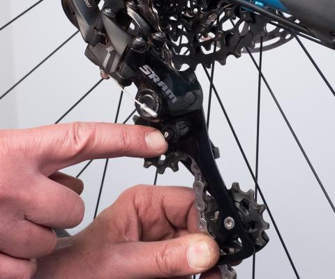механизм переключения передач SRAM