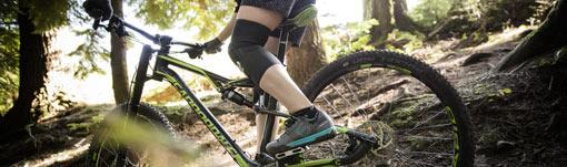 наколенники для горного велосипеда