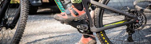 обувь для езды на горном велосипеде