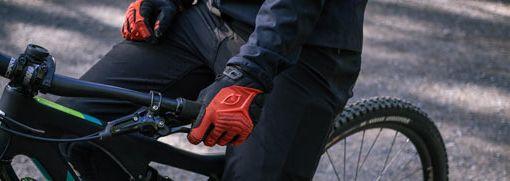 перчатки для горного велосипеда