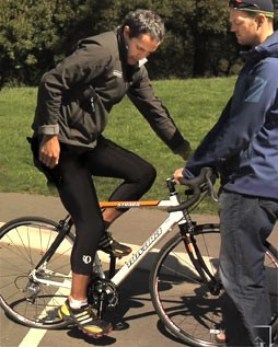 подбор размера рамы велосипеда