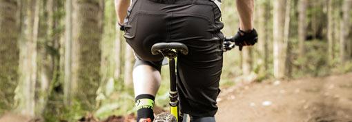 шорты для горного велосипеда