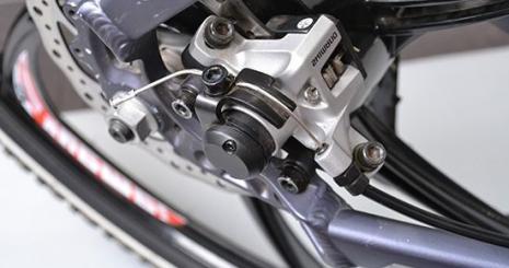 Как обслуживать суппорты гидравлических дисковых тормозов велосипеда  7864d55b668d1